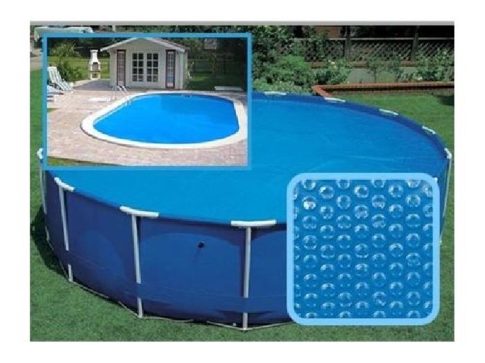 Bache piscine hors sol ronde kit for Bache piscine cdiscount
