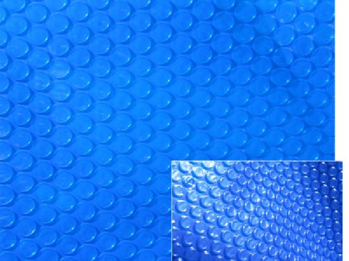 Couverture bache d 39 t bulle 200 microns pour piscine hors sol 4 60 m kit piscine bois for Bache ete piscine hors sol