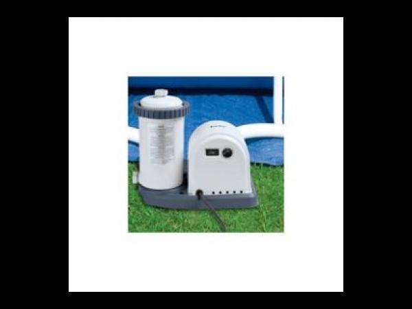 filtre pompe eaux intex 12 v 5678 l h kit piscine bois. Black Bedroom Furniture Sets. Home Design Ideas
