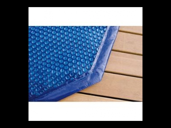 b che chauffante bord e bulles 400 pour piscine octogonale allong e ubbink 400x610cm kit. Black Bedroom Furniture Sets. Home Design Ideas
