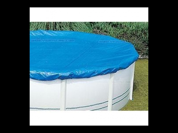 Couverture protection safe pool piscine ovale for Piscine 3x3
