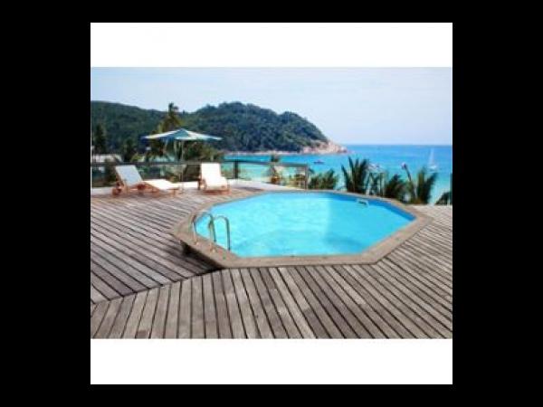 piscine bois verona