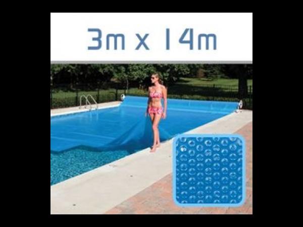 Linxor b che bulles 300 microns piscine 3m x 14m kit for Piscine 3m