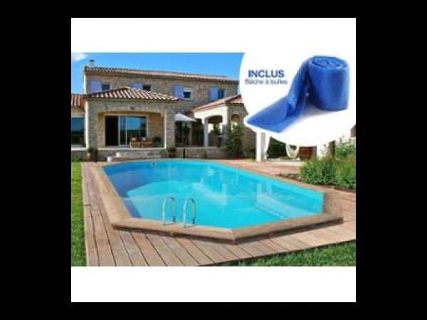 piscine bois palma