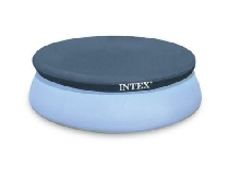 INTEX Bache piscine autostable ronde 3.05m