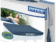 Intex Bâche de Protection pour Piscine rectangulaire 3m x 2m, 300x200x20 cm
