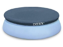 INTEX Bâche de protection pour piscine - Forme ronde - Ø 3.66 m